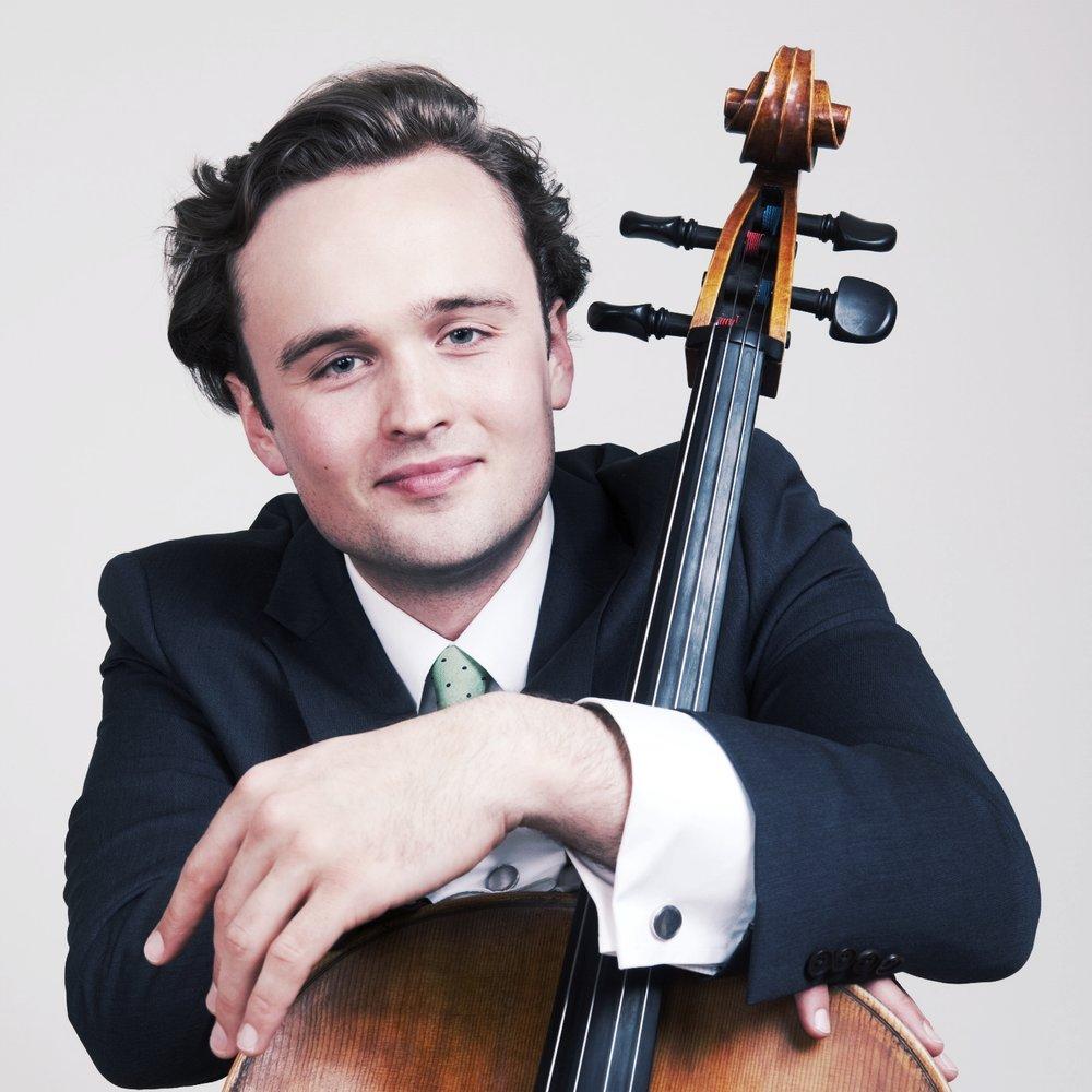 Caleb van der Swaagh -
