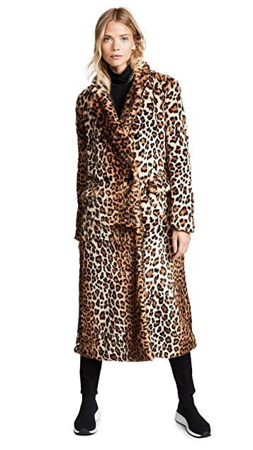 Rebecca Minkoff Faux Leopard