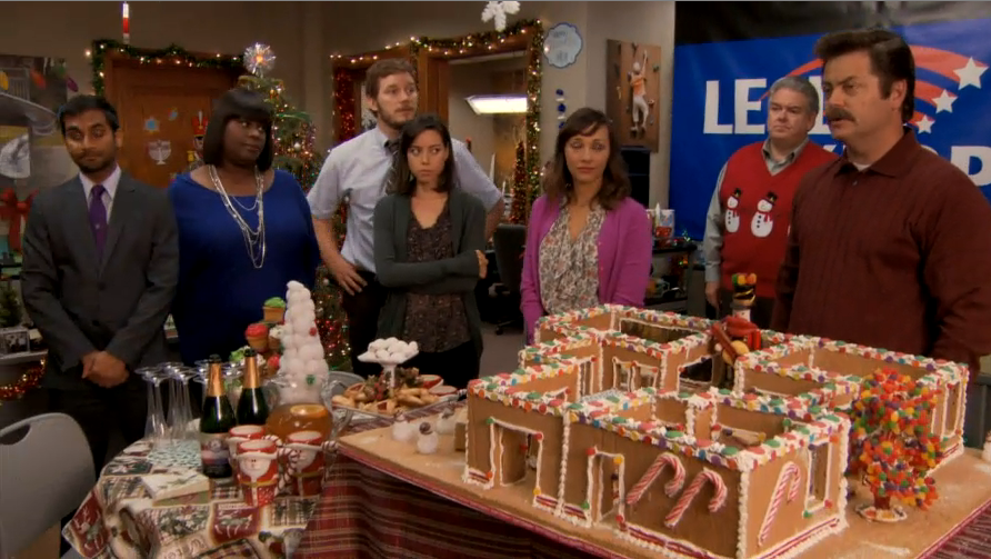 Parks And Rec Christmas Episodes.12 Days Of Christmas Episodes