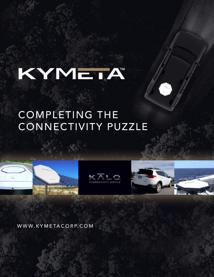 Kymeta Corporate Brochure