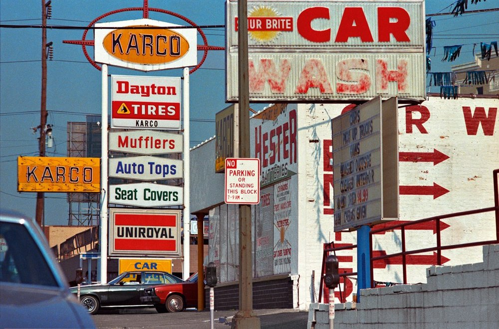 The Democratic Forest, William Eggleston