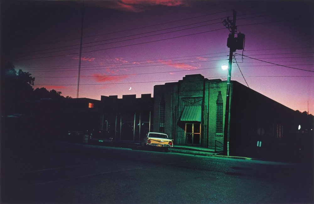 William Eggleston, Untitled. 1970