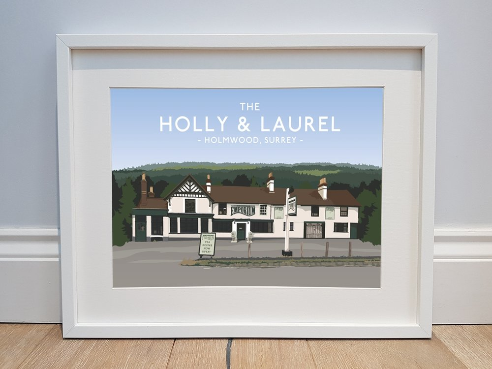The Holly & Laurel Emporium, Dorking