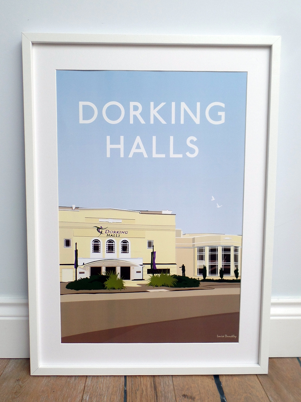 Private Commission of Dorking Halls, Surrey
