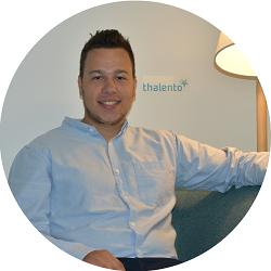 Jeffrey Excelmans    Marketing & Communication    jeffrey.excelmans@thalento.com