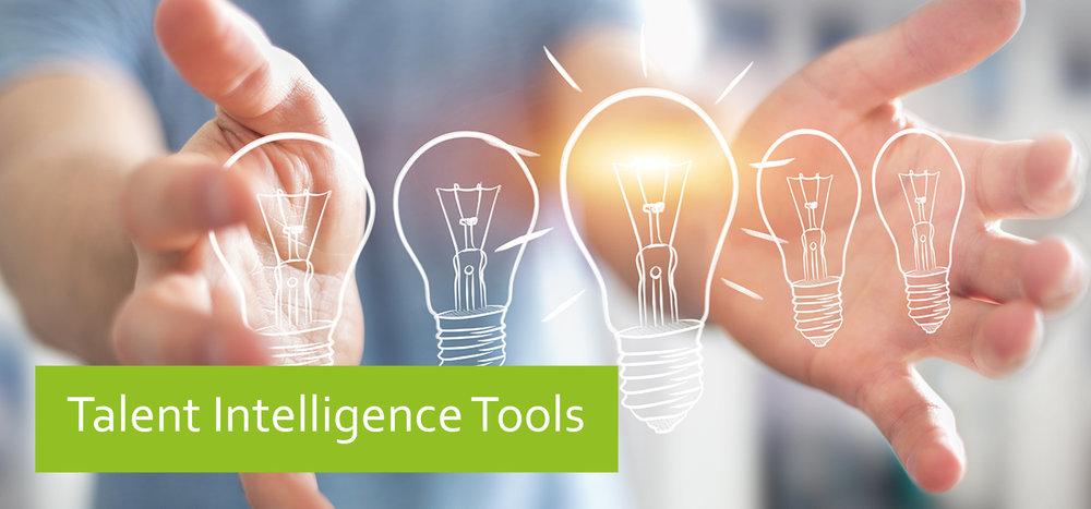 Workforce Optimisation, Assessments, Talent Intelligence Tools