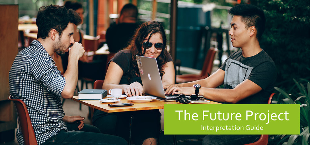 The Future Project, Interpretation Guide, Free Test, young people
