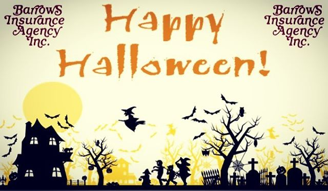 Here at Barrows Insurance we know just the TRICK! Refer your friends & family and we'll TREAT them just right! 🎃👻🍬#happyhalloween #trickortreat #localinsuranceagent