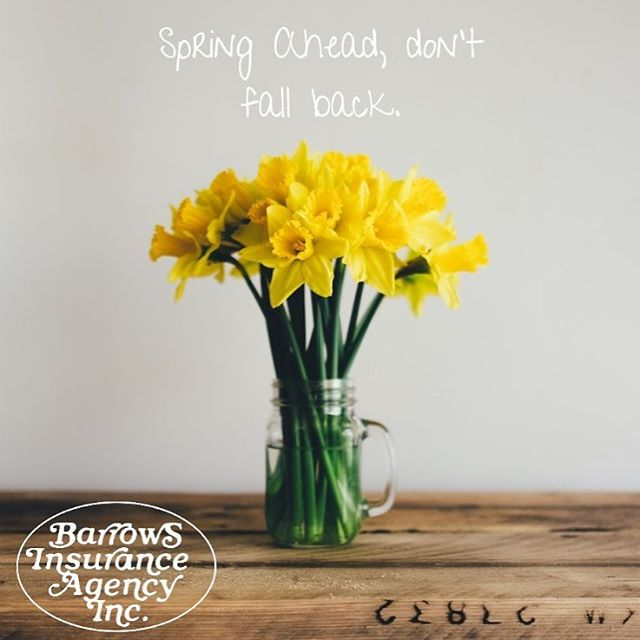 Spring is a time of renewal and change. Be proactive this spring and take action! You may not know what you're missing out on until you give things a second look. Give us a call because you know, Great Coverage Starts With Great Advice. #happyfirstdayofspring
