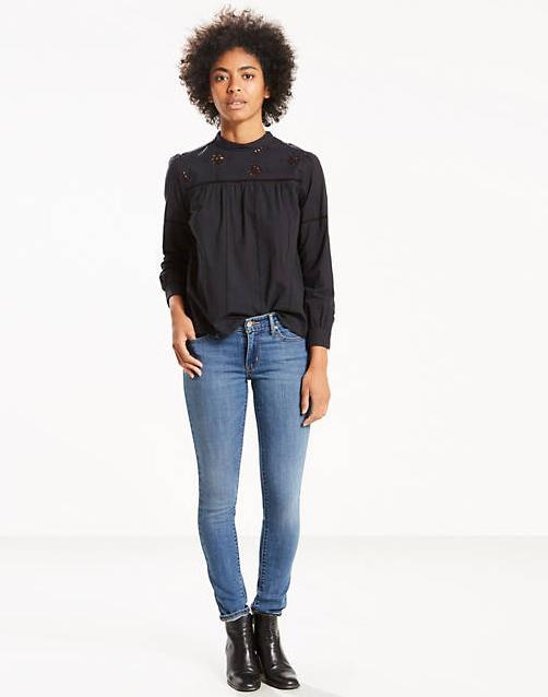 Levi's - 711 Skinny Jeans $59.50