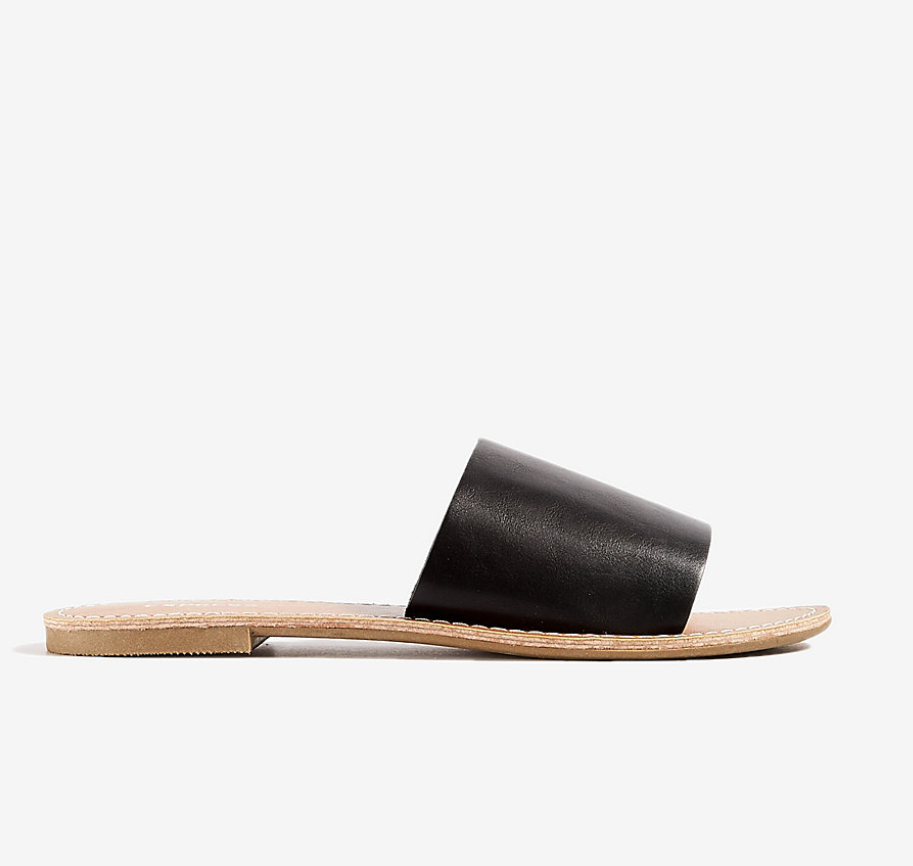 Express - Slide Sandals (not available in cognac anymore) $14.95