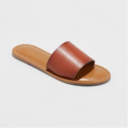 Kerrigan - Slide Sandal – Universal Thread™ $12.99