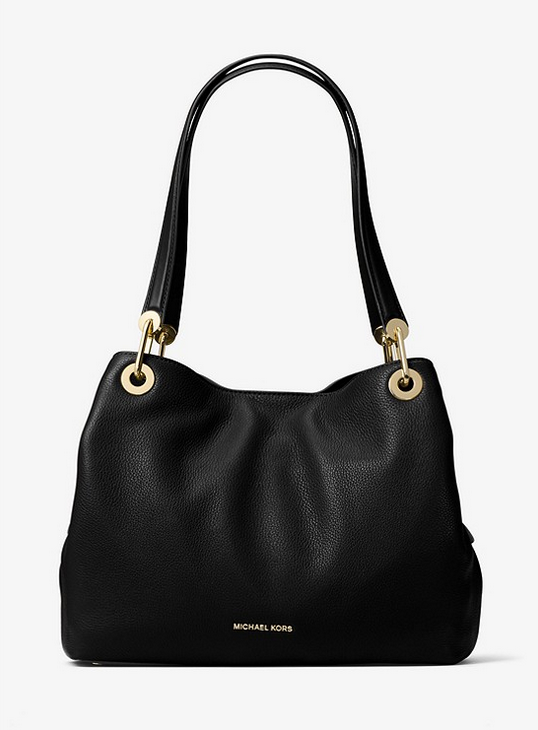 Michael Kors - Raven Large Leather Shoulder Bag (similar, same one not available anymore) $298.00