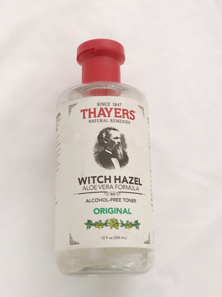 This is my favorite toner of all time, and it's super affordable!  Thayers Witch Hazel Aloe Vera Formula Toner.