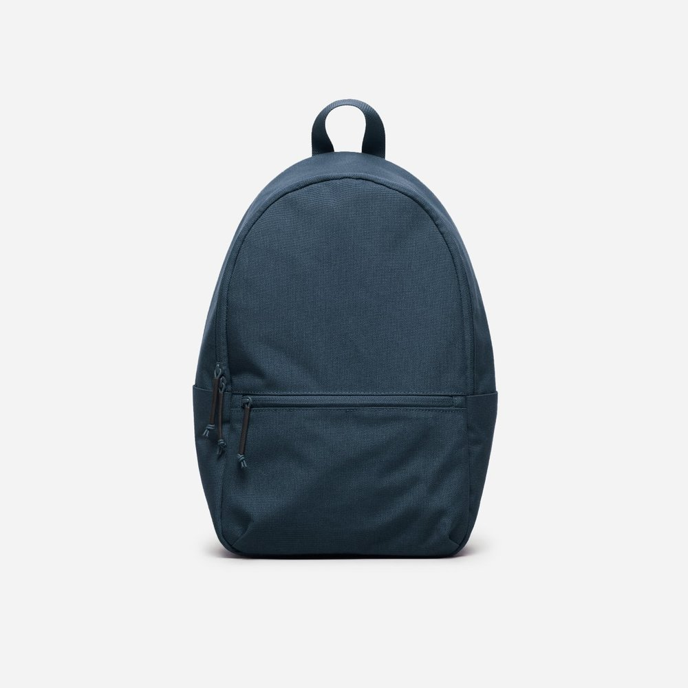 I love this backpack. It's perfect for travel, and it fits your laptop! Plus it's super cute. I have it in orange, however that one isn't available anymore.