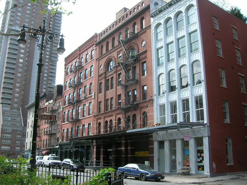 TriBeCa, The Lower East Side and Nolita -