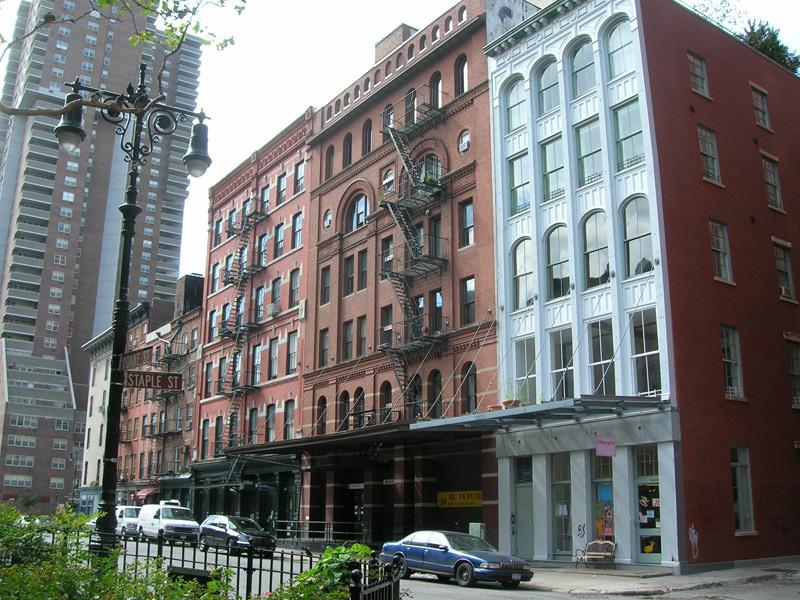 TriBeCa, Lower East Side y Nolita -