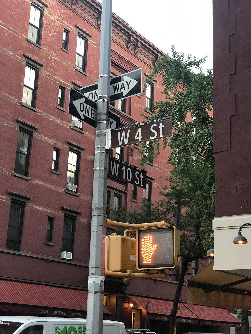 Explore Greenwich Village, Soho and TriBeCa -