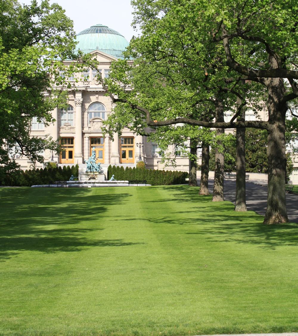 Visit the New York Botanical Garden -