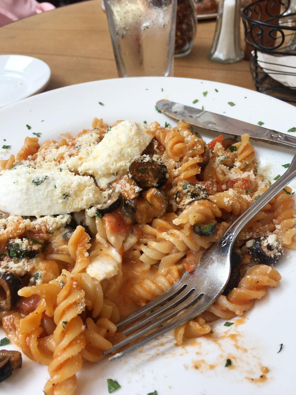 Da Nico in Little Italy -