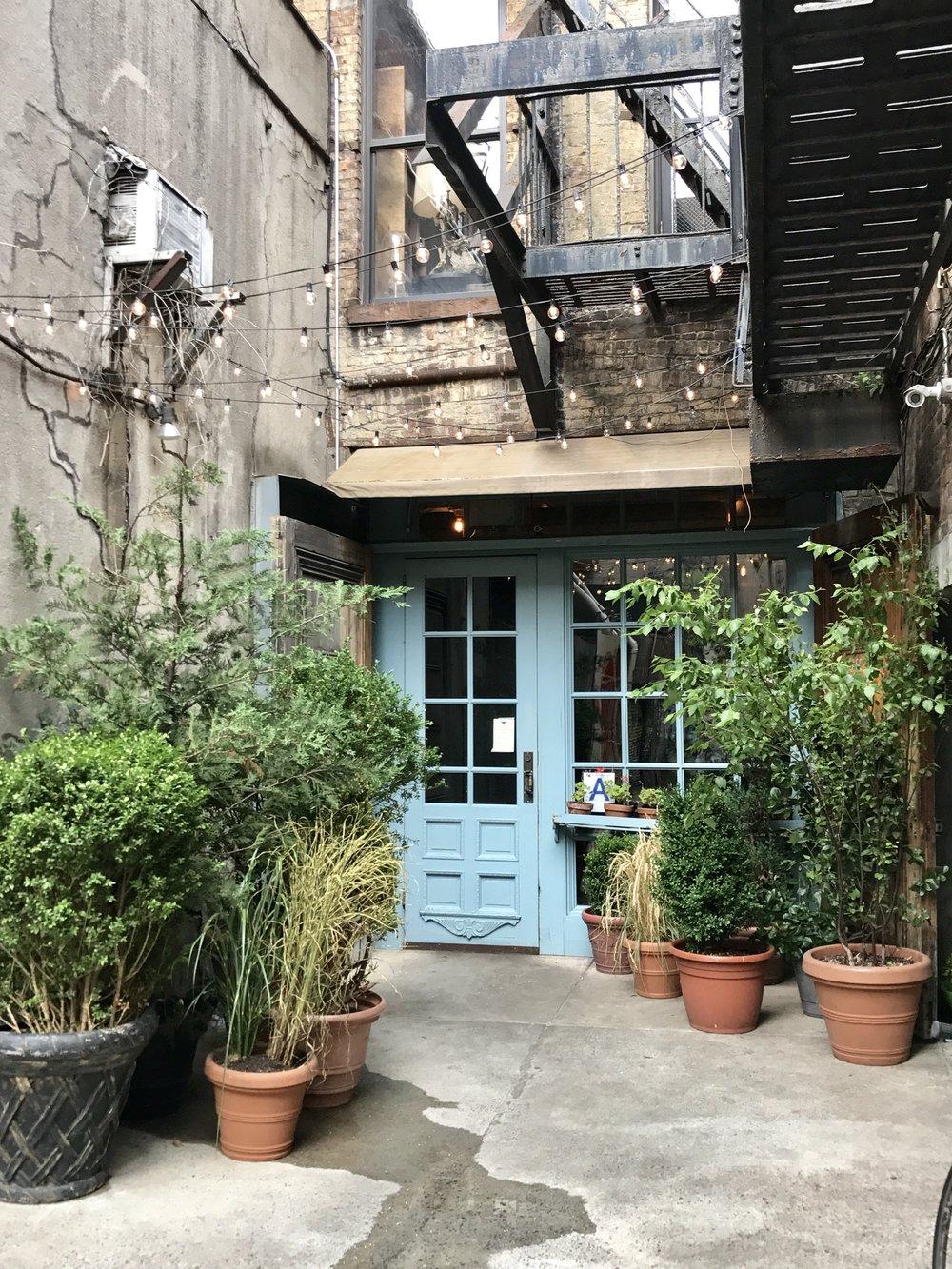 Freemans Restaurant -