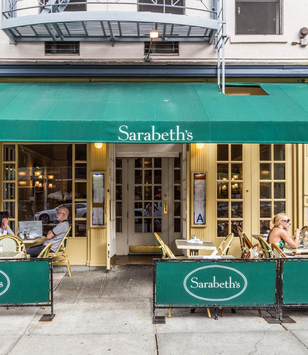 Sarabeth's -