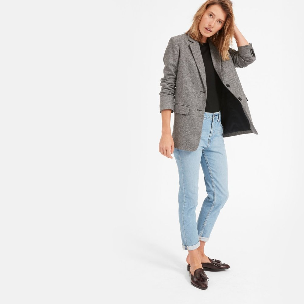 Everlane - The Modern Boyfriend Jean $68