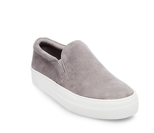 Steve Madden - Slip-on Platform Sneakers $79.95