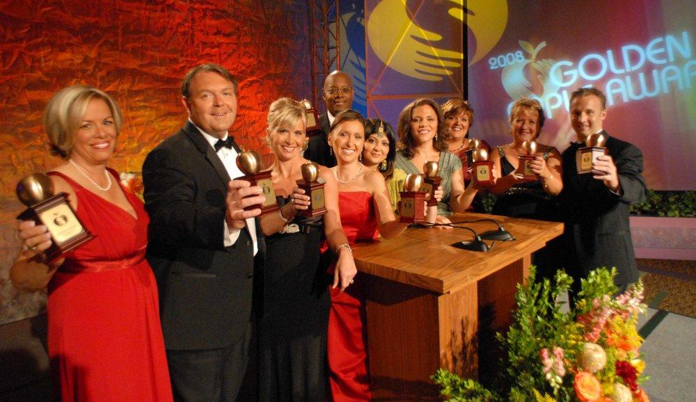 2008 Golden Apple Award winners.jpg