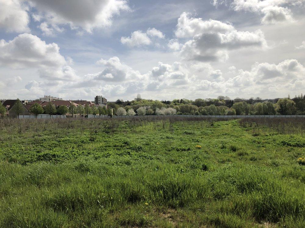 Concours, Plaine Montjean, Rungis - Le groupement Palast + Echelle Office + Guinée Potin est retenu pour participer au concours pour la construction de 88 logements pour Valophis sur l'agroquartier de la plaine Montjean à Rungis.