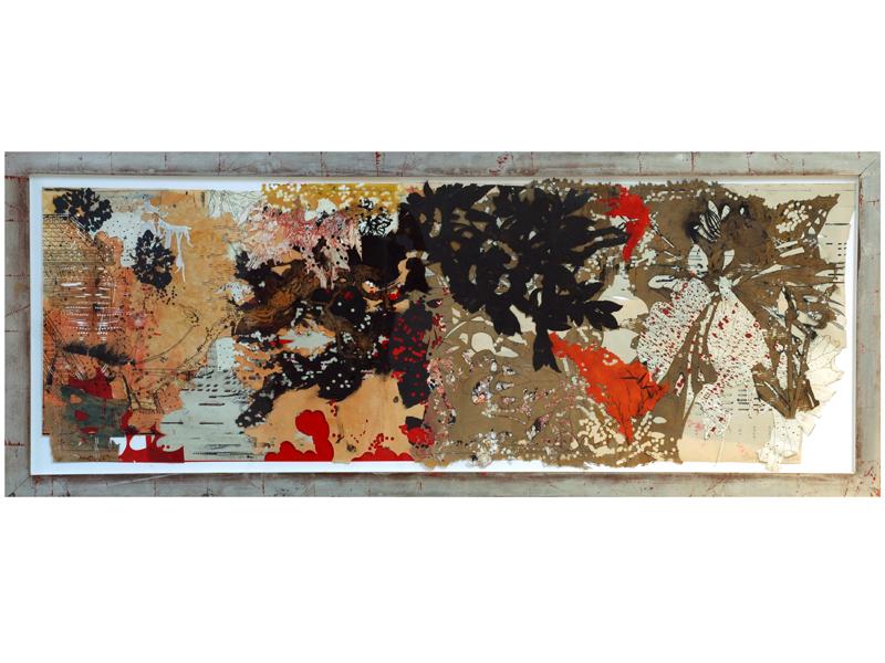 Flower Arranging (Part Shade) (Untitled #4), 2008