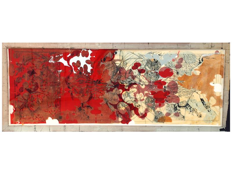 Flower Arranging (Sun/Shade) (Untitled #5), 2008
