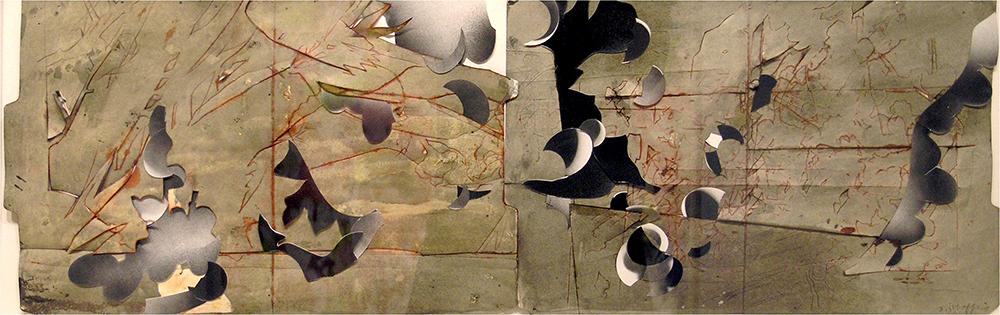 Katagami A+B #15, 2008