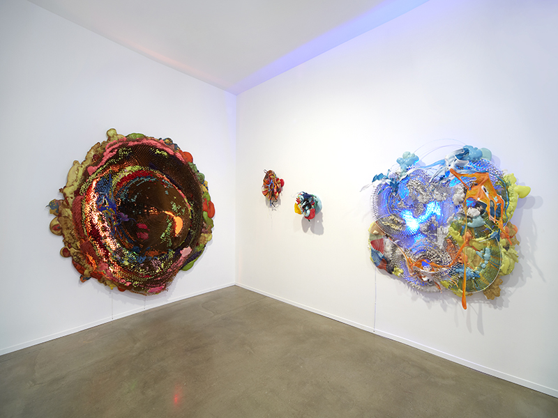 The Path to the Center Was Clearly Marked, Rangoli, Kandils & Humming in Five Parts, 2012
