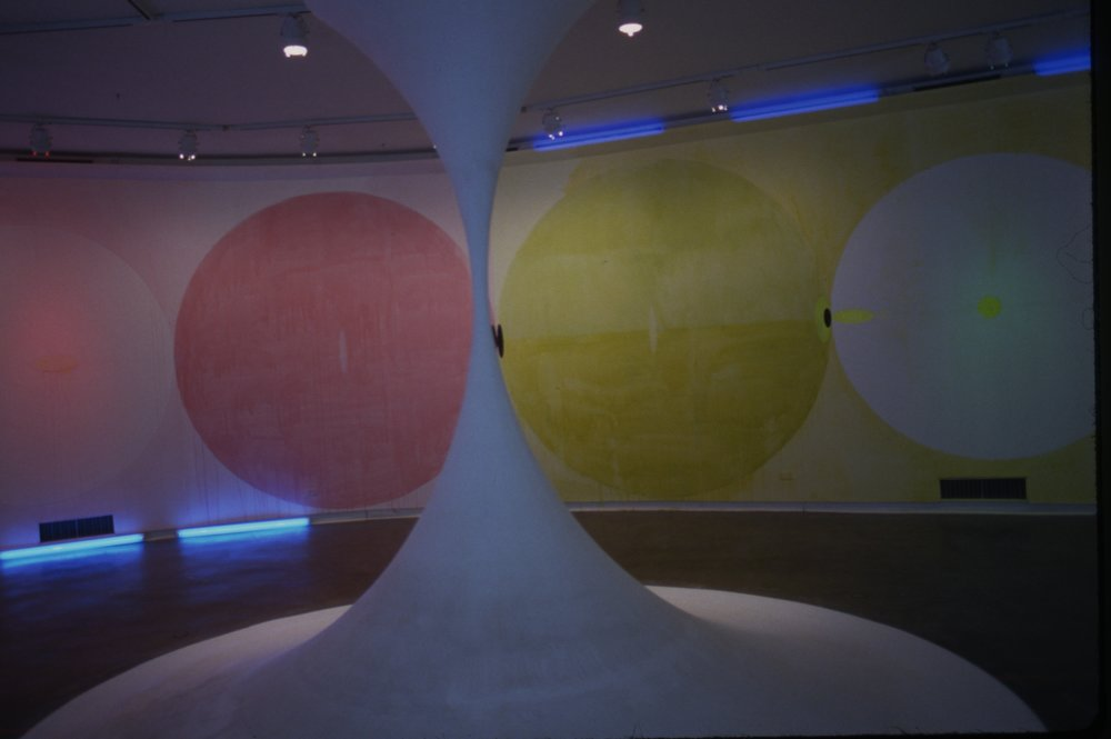 Notes on Light and Color, 2000