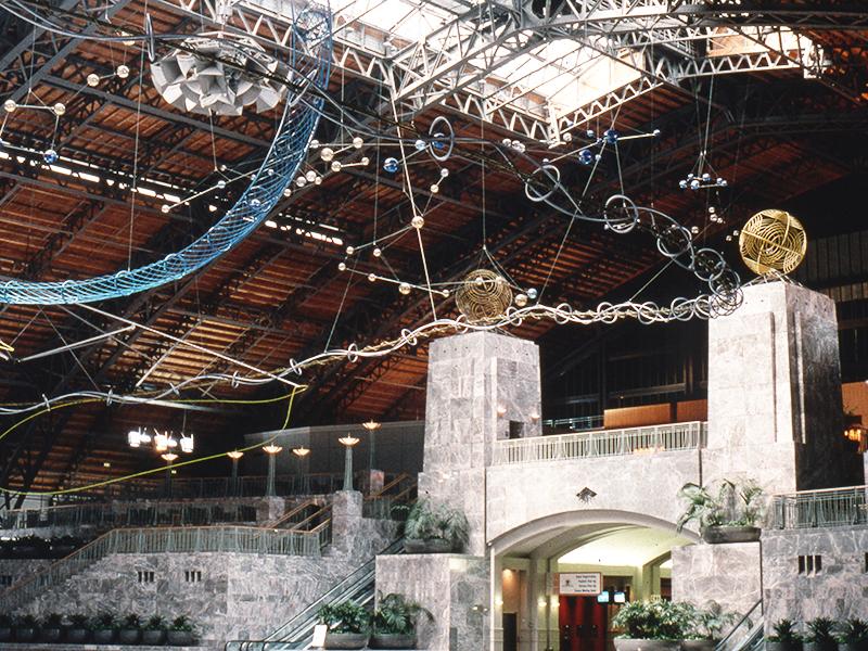 Cirque, CIRQUE, 1995