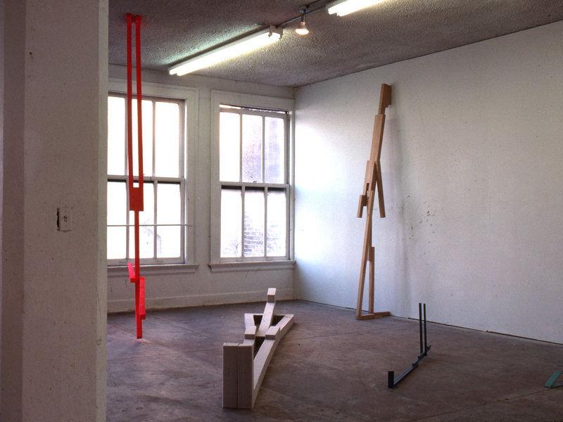 Prototypes, 1978, Los Angeles Contemporary Exhibitions Gallery