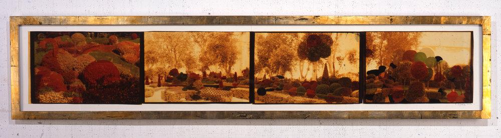 Green's Garden, 2002