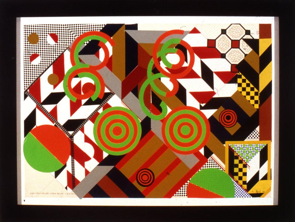 Scopa #1 (sette bello), 1988