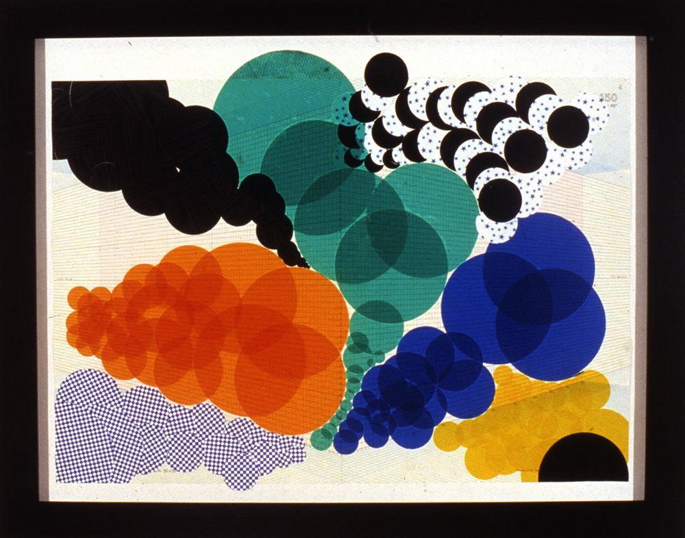 Scopa #4 (sette bello), 1988