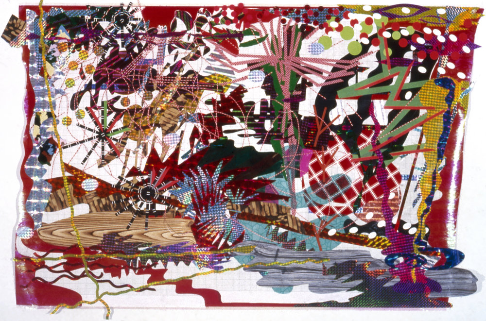 Untitled (Quartet for Quintana Roo) (B), 1980
