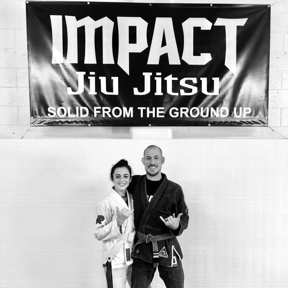 Co-Owners of Impact Jiu Jitsu Albuquerque, BENJAMIN and KAethe Henning.  Impact Jiu Jitsu Albuquerque Opened up in September of 2018 in the heart of Albuquerque.