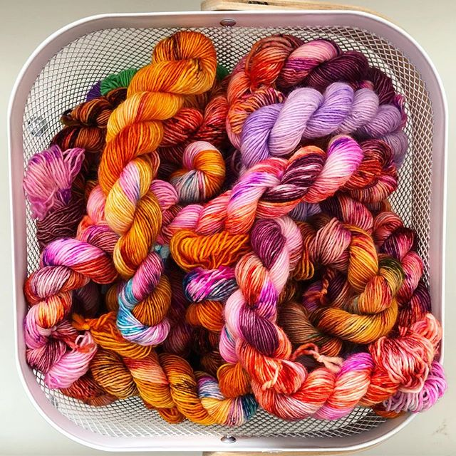 SALE - Unfortunately I'll have to close my shop for a while because of health reasons, 😪😪(problems with breathing to mention just one..) but first I want to find a new home for all yarn babies I have in-stock. 😕Save 20% using coupon code SALE20 before checkout. (Sale for yarn only.)🌷🌷 Of course this is frustrating and makes me sad to give up my shop for now but life never can be planned 100% .. we never know what future brings but what is more important than health and spending time with the family?