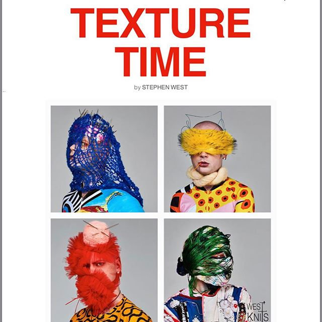 Swipe for spoiler pics 🙈💖 section one is genius 👌🏻👌🏻 #westknits #westknitsmkal2018 #texturetimemkal  #missmothballs #ayafibers #madtosh #qingfibre |Werbung da Markennennung|
