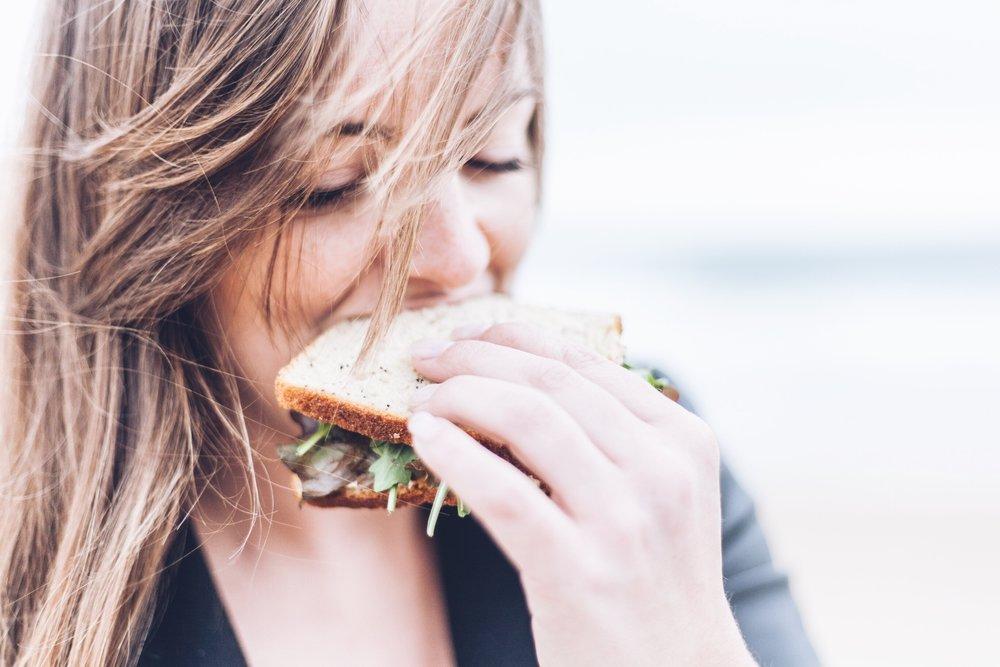 Alimentación para sanarte por dentro y por fuera