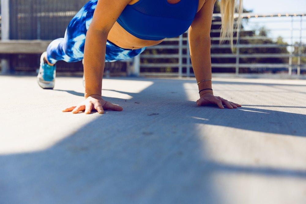 Trabajo físico-corporal individual