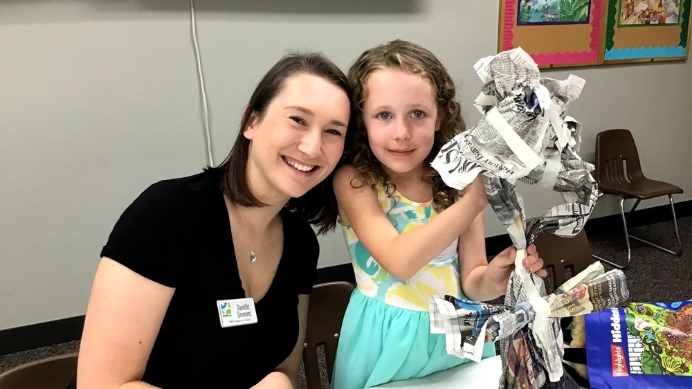 POPKids - These serving teams work together to bring God's Word to kids and families. Some teams provide administrative support, and others serve directly with kids on Sunday mornings and at special events.