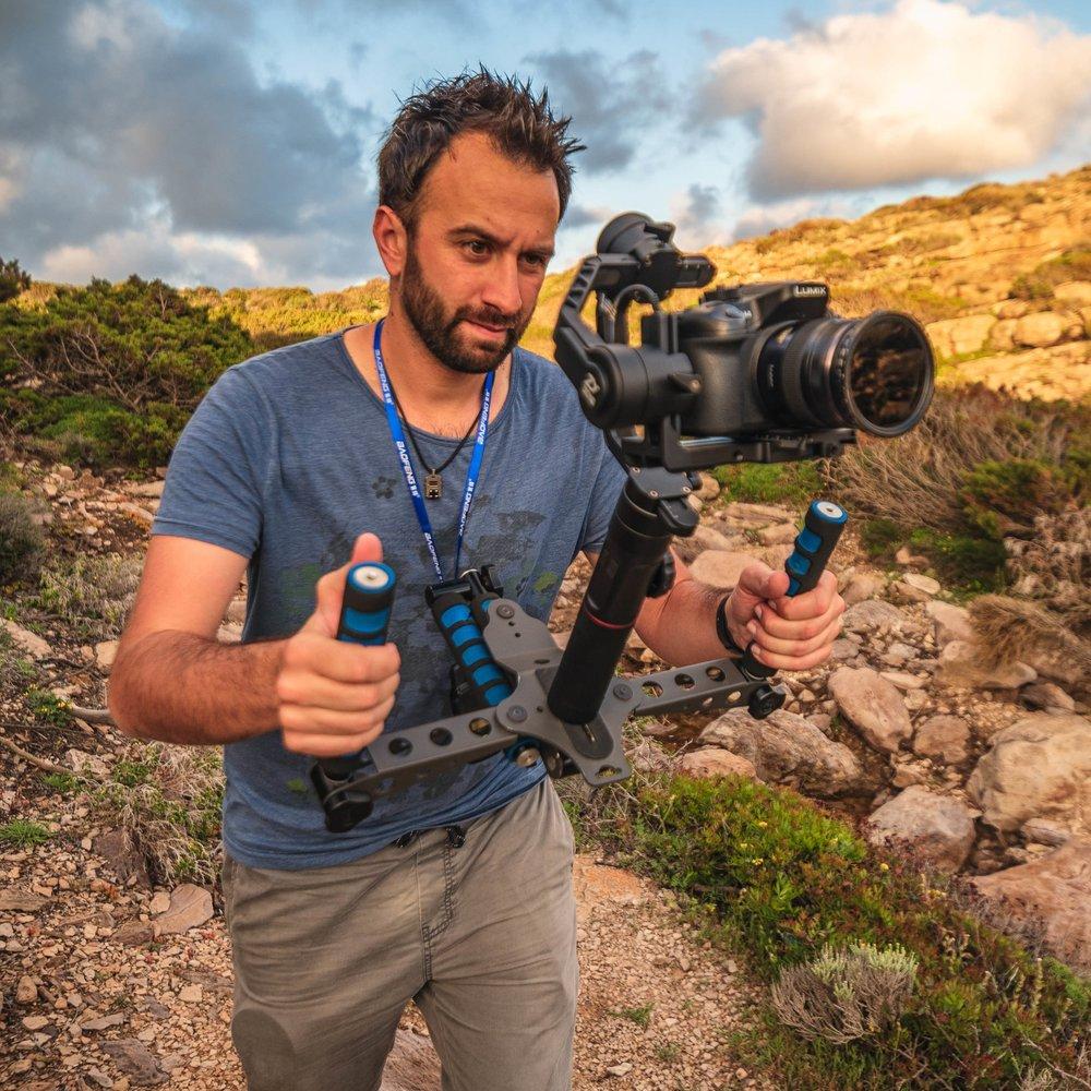 Federico Pisanu  Senior Graphic Designer, Videographer, Aerial Videographer