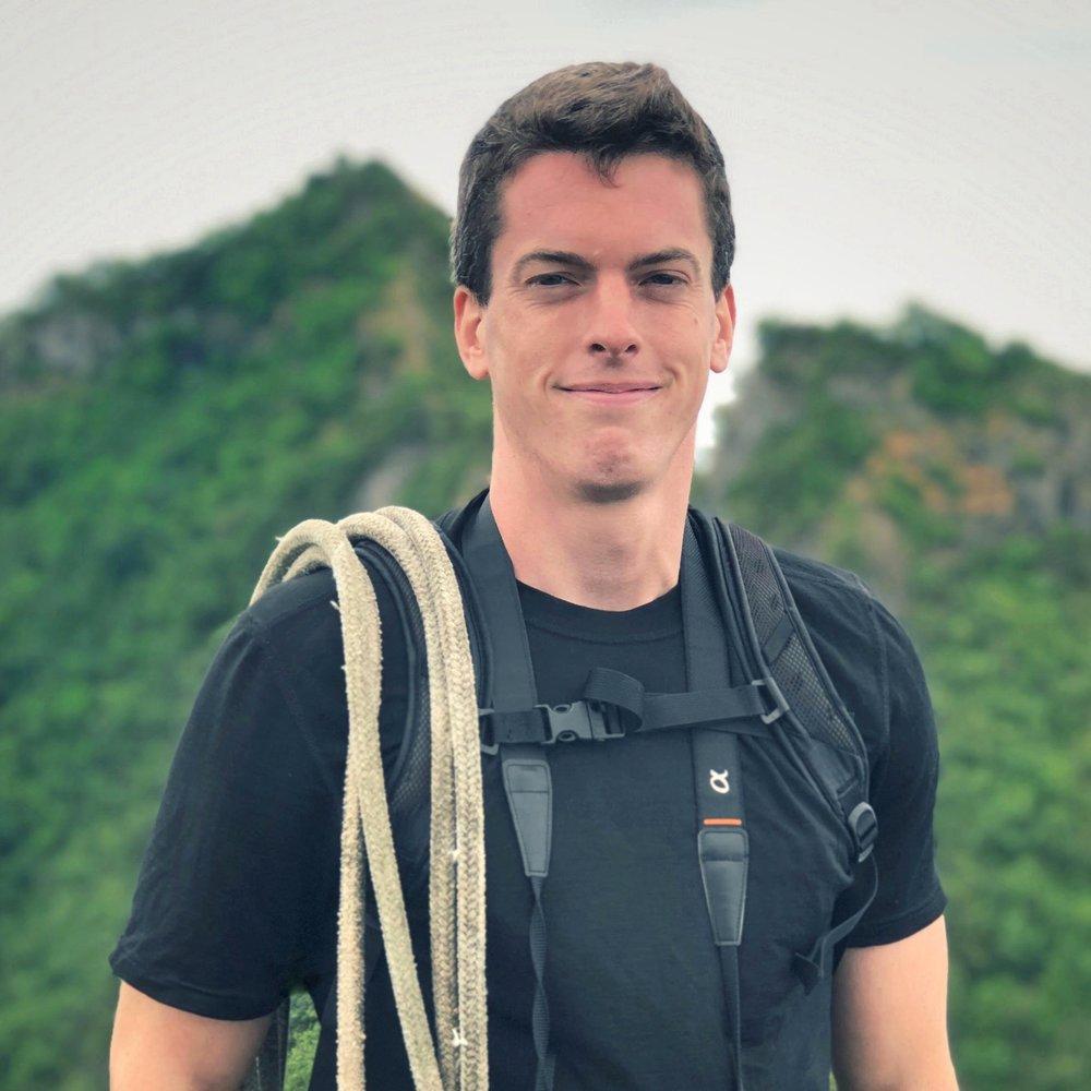 Martin Kline  Landscape Photographer, Globetrotter and Travel Blogger
