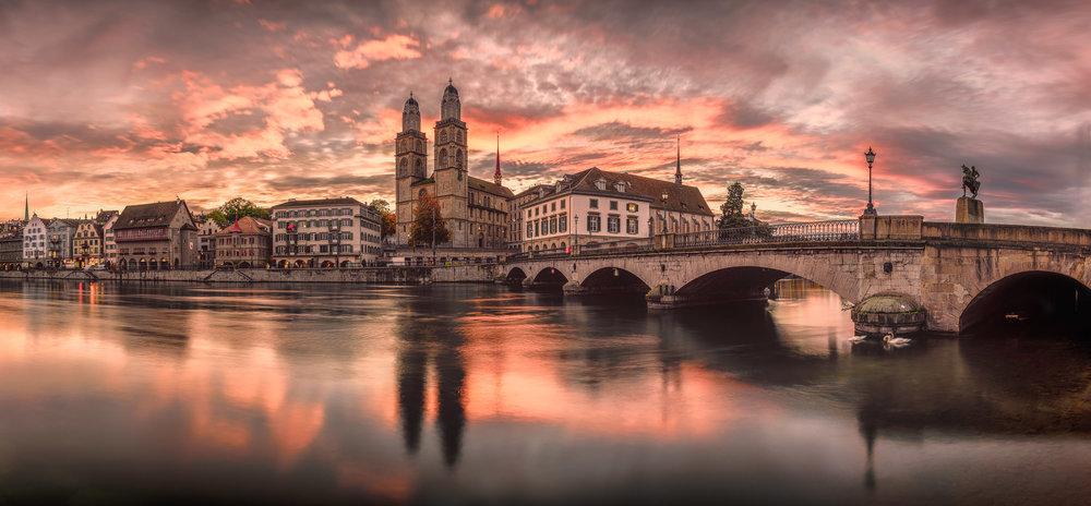 Zurich City Sunset Workshop Swiss School of Photography.jpg